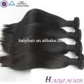 Brazilian Hair Dropshipping webt und verschließt 3 Packs Bundles