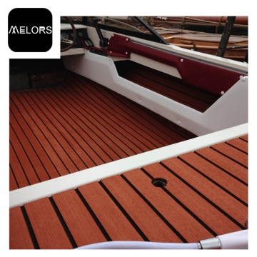EVA Deck Composite Faux Teak Marine Deck Sheet