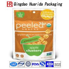 Populäre Snack Food Plastiktüten Verpackung