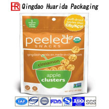 Popular Snack Food Plastic Bags Packaging