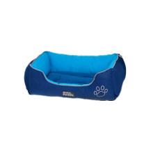 Warm Lounge Sleeper Blaues Hundebett