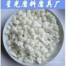 Weiß geschmolzenes Aluminiumoxid für Sandstrahlen und Schleifen