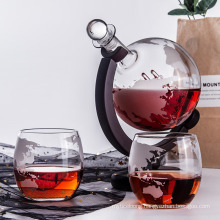 Borosilicate Glass Style Cups Pot Red Wine Decanter Heat Resistant