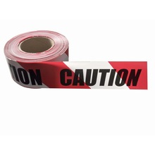 Road safety PE barricade caution tape