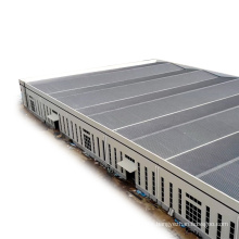 China prefabricated hot rolled steel structures infrastructure power plants project building