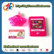 Выдвиженческие детали телефона с формой цветка игрушка бутылка
