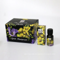 pure oil 10ml essential oil high quality in brown glass bottle in box