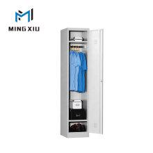 Mingxiu Office Furniture 1 Door Steel Single Locker