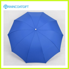 Rum-006 Aluminium Auto Open and Close Folding Umbrella