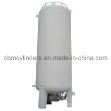 25m3 Vertical Cryogenice Lco2 Tank