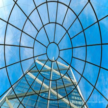 rought skylight glass
