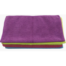 Supply Warp Knitted Microfiber Car Cleaning Cloths