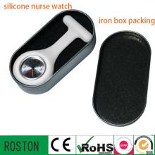 Silicone Nurse Watch with Iron Box