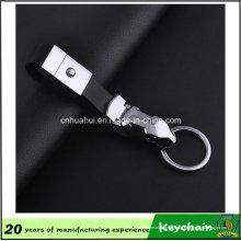 Nuevo estilo Black Jaguar Keychain