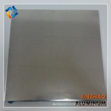 5083 H12 plaque d'aluminium utilisée Equipement électrique