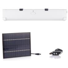 La mejor batería solar de la venta recargable LED que cuelga el tubo de la caída