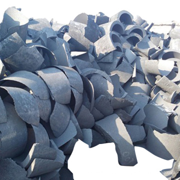 Low cost graphite electrode graphite fragments made in China