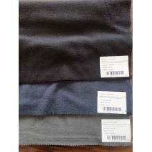 Tissu tricoté en polyester Polaire DTY Brosse unilatérale 180GSM