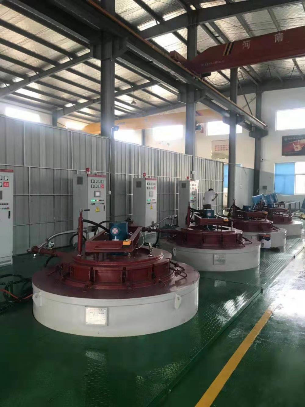 High Temperature Pit Type Gas Carburizing Furnace