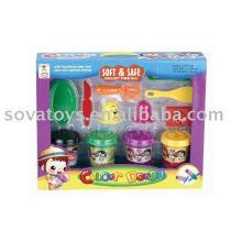 907990898-цветная игрушка DIY dough