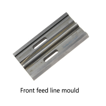 Special Material Mould tool for Metal Zipper Making