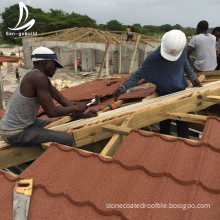Malaysia Building Material Stone Coated Tile Roof