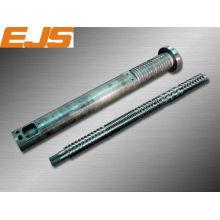 Eisen basierten Bimetall-parallel-Twin barrel