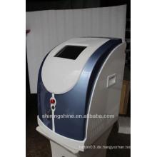 IPL und RF professionelle Schönheit Laser-Maschine für Hautaufhellung