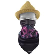 Wholesale OEM service stylish breathable triangular bandana custom own your logo