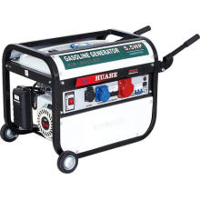 HH2800-B07 Movable Home Use Gasoline Generator with Wheels (2KW-2.8KW)