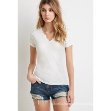 Wholesale Cheap Cotton Plain Women T Shirt