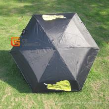 UV Proof bonbons forme bouteille parapluie (YSB007B)