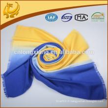 Promotion Factory Price Châle de laine indienne d'automne