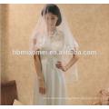 Boutique Hot sell white color bride long wedding veil