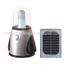Table Top Outdoor Lanterns With Solar Panel