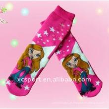 Baumwolle Strick-Anti-Rutsch-Socken