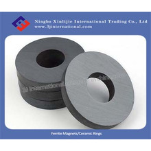 Ferrite Magnets Permanent Magnet Ceramic Rings for Motors