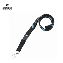 0,75 pouces de qualité En71-3 / Cpsia Factory Wholesale Lanyard with ID Holder Clip