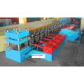 W Beam Galvanized Highway Guardrail Roll Umformmaschine aus China für das kleine Unternehmen