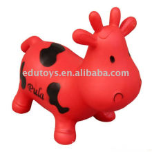 New Jumping Cow brinquedos de vaca infláveis para crianças