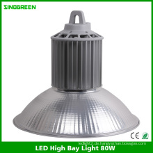 Heiße Verkäufe Ce RoHS Osram 3030 LED hohe Bucht-Licht 80W