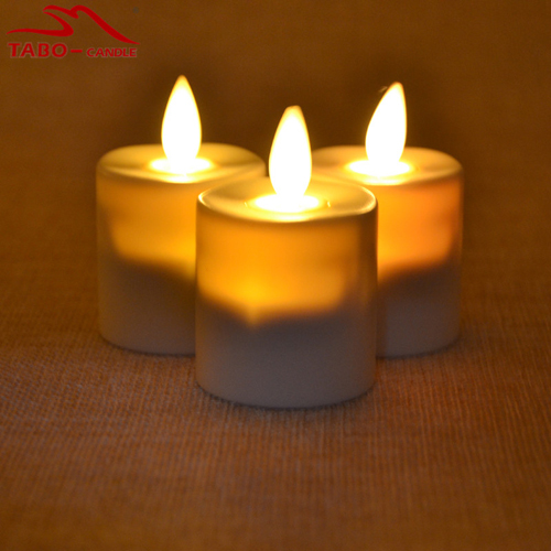 moving wick votive led tea lights