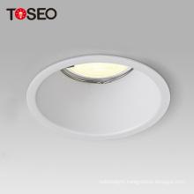 Gu10 Commercial Ceiling Light Fixture Anti Glare Recessed Downlight
