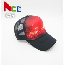 Hochwertige kundenspezifische Fernlastfahrer-Kappe (ACEW071)