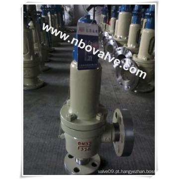 Válvula de segurança de alta pressão Petro SA 320bar (A42Y-2500LB)