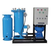 Sistemas de limpieza automática de tubos de latón condensador