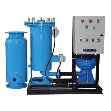 Automatic Condenser Brass Tube Cleaning Systems