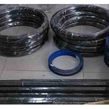 Dia0.25mm alambre de molibdeno negro EDM en venta Dia0.25mm