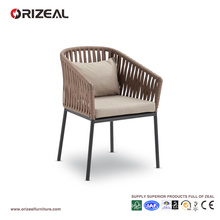 Outdoor Bitta Braiding Dining Chair OZ-OR003