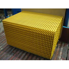 FRP/GRP Pultruded Gratings, Fiberglass Pultrusion Grating
